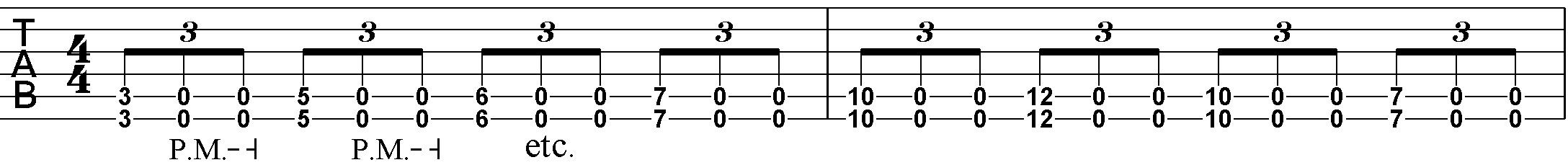 Dropped-D Rhythm Guitar Patterns | Articles @ Ultimate-Guitar.Com