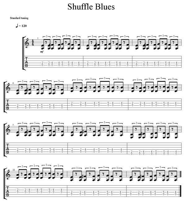Guitar u00bb Guitar Lessons With Tabs - Music Sheets, Tablature, Chords and Lyrics
