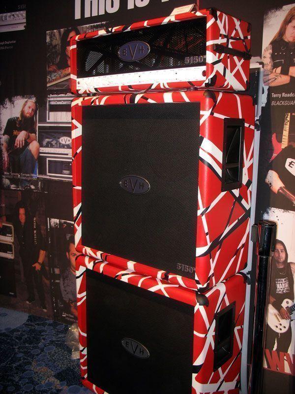 5150 Amp Iii 5150 Evh Amp in Fender