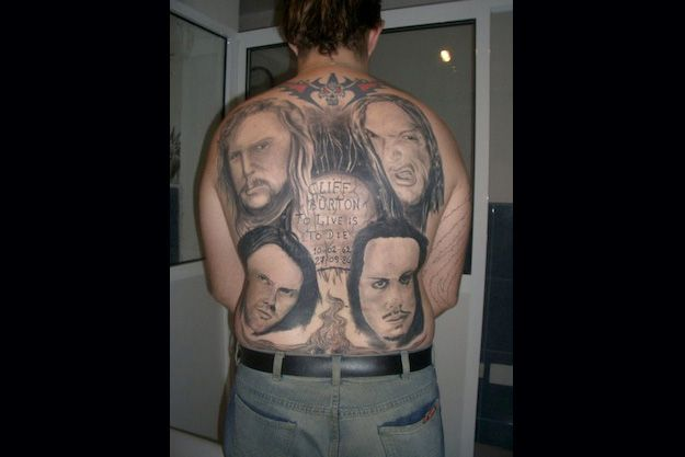 10 Worst Rock Tattoos Ever Music News At Ultimate Guitarcom