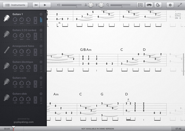 Guitar guitar tabs pro : Ultimate Guitar Unveils Upgrades For Tab Pro | Music News ...