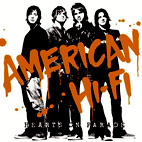 american hi-fi: Hearts On Parade