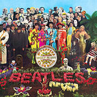 beatles: Sgt. Pepper's Lonely Hearts Club Band