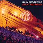 john butler trio: Live at Red Rocks