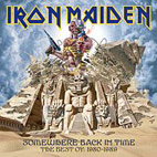 iron maiden: Somewhere Back In Time - The Best Of: 1980-1989