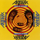 anthrax: State Of Euphoria