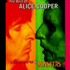 alice cooper: Mascara & Monsters: The Best Of Alice Cooper
