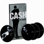 johnny cash: The Legend [Box Set]