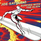 joe satriani: Surfing With The Alien