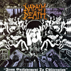 napalm death: From Enslavement To Obliteration