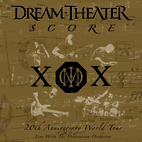 dream theater: Score