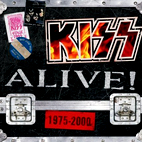 kiss: Alive! 1975-2000 [Box Set]