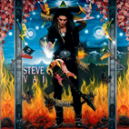 steve vai: Passion And Warfare