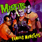 misfits: Famous Monsters