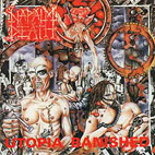 napalm death: Utopia Banished