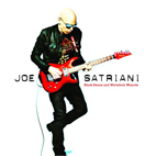 joe satriani: Black Swans And Wormhole Wizards
