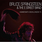 bruce springsteen: Hammersmith Odeon London '75