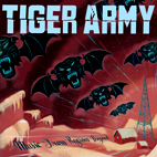 tiger army: Music From Regions Beyond