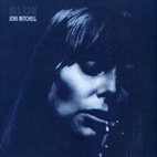 joni mitchell: Blue