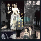 duran duran: Duran Duran (The Wedding Album)