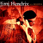 jimi hendrix: Live At Woodstock