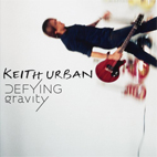 keith urban: Defying Gravity