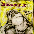 dinosaur jr: You're Living All Over Me