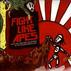 fight like apes: Fight Like Apes And The Mystery Of The Golden Medallion