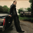 josh thompson: Way Out Here