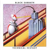 black sabbath: Technical Ecstasy