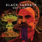 black sabbath: God Is Dead? [Single]