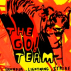 the go team: Thunder, Lightning, Strike