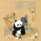 this town needs guns: Animals