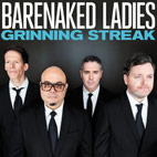 barenaked ladies: Grinning Streak