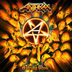 anthrax: Worship Music