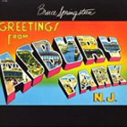 bruce springsteen: Greetings From Asbury Park, N.J.