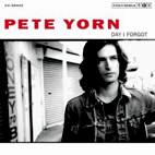 pete yorn: Day I Forgot