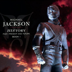michael jackson: HIStory: Past, Present And Future, Book I