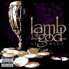 lamb of god: Sacrament
