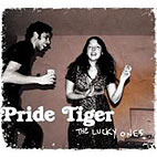 pride tiger: The Lucky Ones