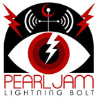 pearl jam: Lightning Bolt