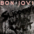 bon jovi: Slippery When Wet