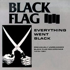 black flag: Everything Went Black