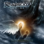 rhapsody of fire: The Cold Embrace Of Fear - A Dark Romantic Symphony