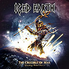 iced earth: The Crucible Of Man Something Wicked Part 2