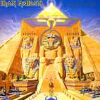 iron maiden: Powerslave
