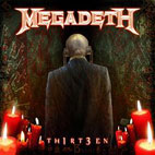 megadeth: Th1rt3en