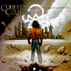 coheed and cambria: Good Apollo, I'm Burning Star IV, Vol. 2: No World For Tomorrow