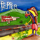 pepper: Kona Town
