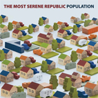 the most serene republic: Population